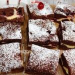 Ciasto czekoladowe z sere...