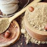 Mąka z żołędzi -...