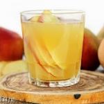 Drink jablkowo-mietowy