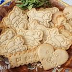 Ciasteczka korzenno-miodo...