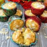 Muffinki z jabłkami i...