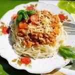 Spaghetti bolognese (na...