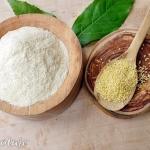 Mąka jaglana z kaszy...