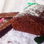 Czekoladowe ciasto z cola...