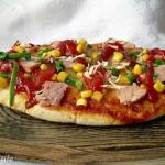 Pizza z patelni
