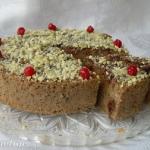 Czekoladowe ciasto z chle...