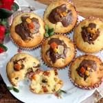 Muffinki keksowe