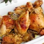 Maślany kurczak...