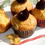Muffinki z maslem orzecho...