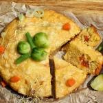 Ciasto serowe z tunczykie...