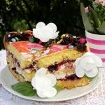 Szybki tort śmietanowy...