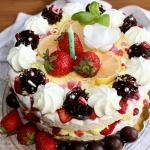 Ekspresowy tort bezowy z ...