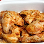 Kurczak pieczony w maryna...