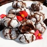Chocolate Crinkles,...