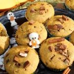 Muffiny dyniowe z czekola...