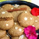 Kokosowe ciasteczka z bia...