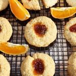 Pomaranczowe ciasteczka z...