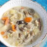 Najlepsza zupa grzybowa...