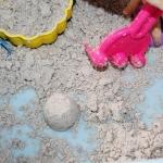Jak zrobić piasek...