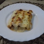Cannelloni z sosem...