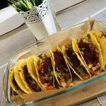 a la tacos meksykański