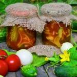 Pomidorowe ogorki