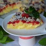 Budyniowe ciasto ze...
