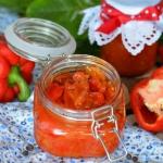 Papryka w sosie pomidorow...