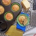 Wytrawne muffinki z cheda...
