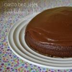 Ciasto czekoladowe, bez j...