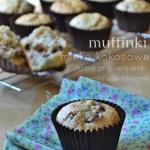 Muffinki z czekoladą...