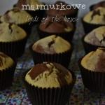Marmurkowe muffiny...