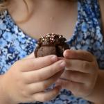 Ciasteczka czekoladowe....