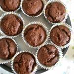 Muffiny z serkiem quark. ...