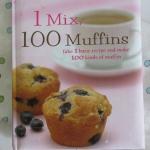 1 mix, 100 muffins. Take...