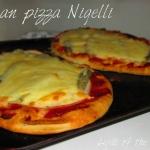 Naan pizza Nigelli...