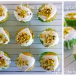 Zielone cupcakes...