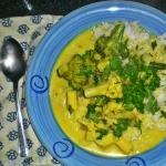 Curry Nigelli: kokosowe...