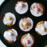 Cupcakes marcepanowe z...