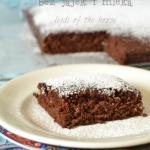Ciasto czekoladowe szybko...
