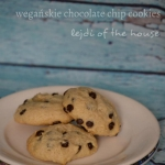 Weganskie chocolate chip ...