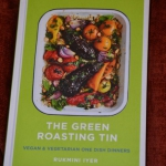 The green roasting tin ...
