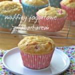 Jogurtowe muffiny z...