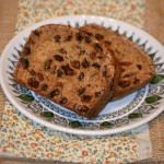 Fruit tea loaf......