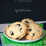 Cookies z żurawinami i...