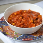 Wegańskie chilli z...