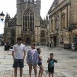 Bath z dziećmi - Roman...