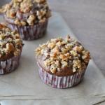 Piernikowe muffiny z jabl...