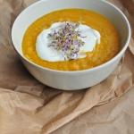 Warzywna zupa krem