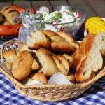 czosnkowy chlebek -...